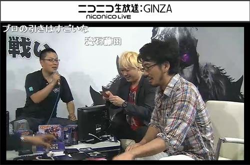 [MTG] 津田さんとタッグを組んで家眠杯@ニコニコ超会議3に出た。タイムシフトも見てね