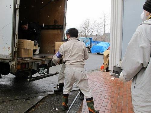 遠野市役所を通じて大槌町・釜石市・大船渡市・陸前高田市の被災者に救援物資を送る3つのステップ