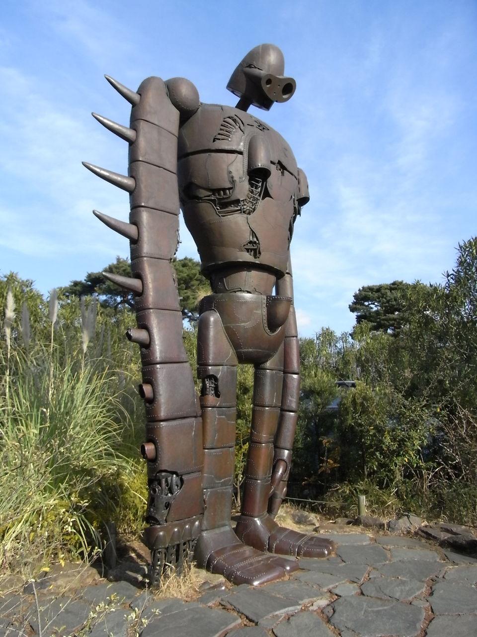 三鷹の森ジブリ美術館に行ってきた : アルカンタラの熱い夏