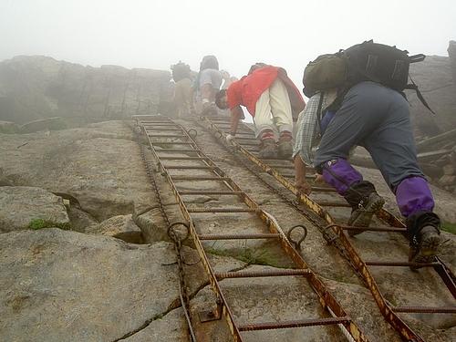 早池峰山(1917m)登山記