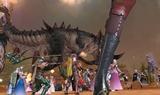 竜族もとい恐竜