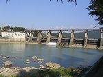 神通第3発電所ダム