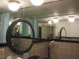 無限に広がる鏡