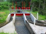 船倉用水の分水