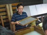桂樹舎社長の吉田さん