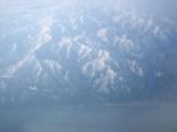 空から見た宮崎海岸