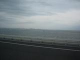 アクアラインから見た風景