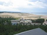 鳥取砂丘遠景