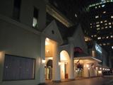 夜のホテルフランクス
