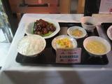 中華料理店本日のランチ