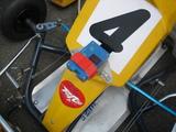 レーシングカート場