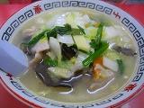 十番の湯麺