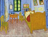フィンセント・ファン・ゴッホ「アルルのゴッホの寝室」