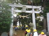 古寺の神明社