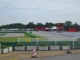 第3期処分場の跡地を利用したカートレース場