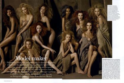 Model Maker - Steven Meisel