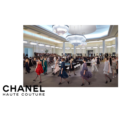 【latest news】 CHANEL - Haute Couture F/W 2015