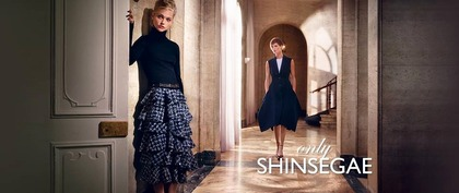 SHINSEGAE - Fall / Winter 2014