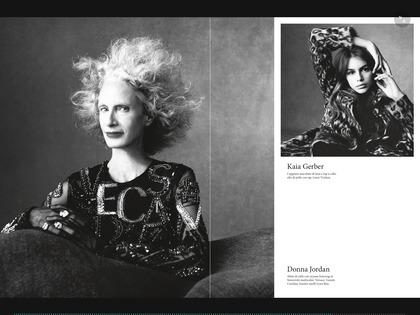 Vogue Italia Senza Tempo Steven Meisel July 2015 013
