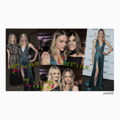 【latest news】 Gala amfAR 2015