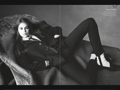 Vogue Italia Senza Tempo Steven Meisel July 2015 019