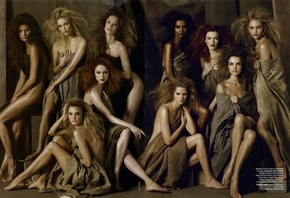 The Model Maker - Steven Meisel