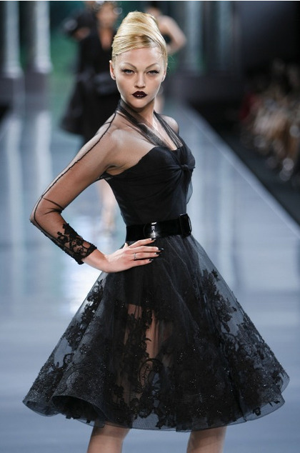 Christian Dior - Haute Couture fall / winter 2008