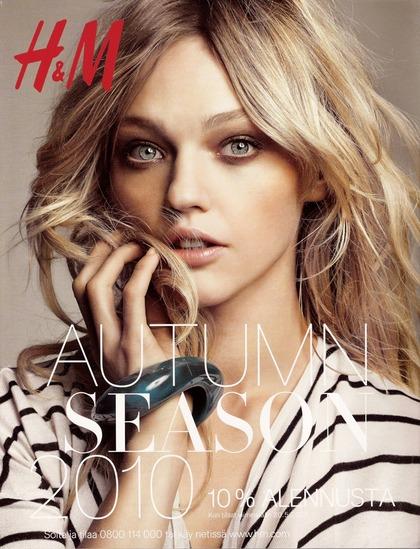 H&M - Autumn season 2010 catalog
