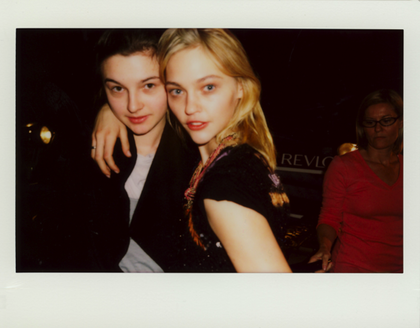 Rag & Bone F/W 2009 - backstage