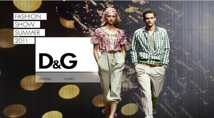 D&G - spring / summer 2011