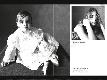Vogue Italia Senza Tempo Steven Meisel July 2015 011