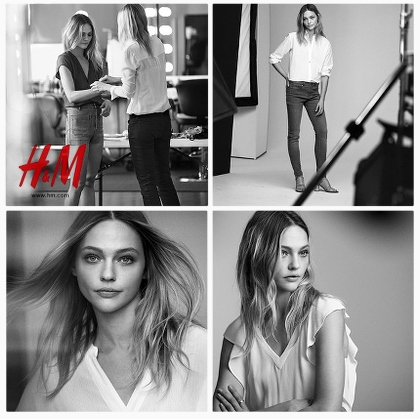 【coming soon】 H&M - behind the scenes