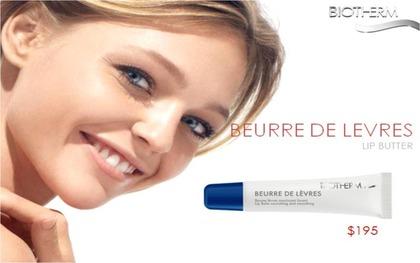 Beurre de Levres - Biotherm 2011