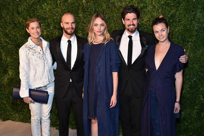 【latest news】 CFDA - Vogue Fashion Fund Awards 2014