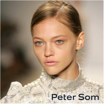 Peter Som - S/S 2006