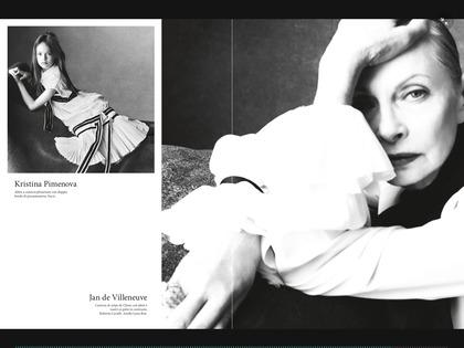 Vogue Italia Senza Tempo Steven Meisel July 2015 020