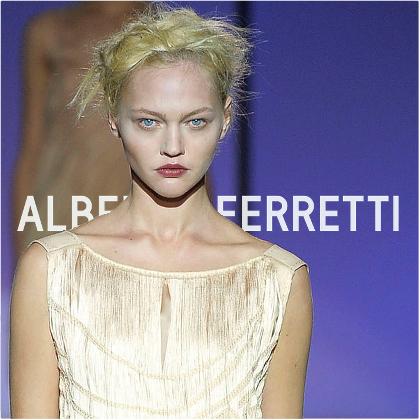 Alberta Ferretti - S/S 2009