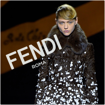 【latest news】 Fendi - Haute Couture F/W 2015