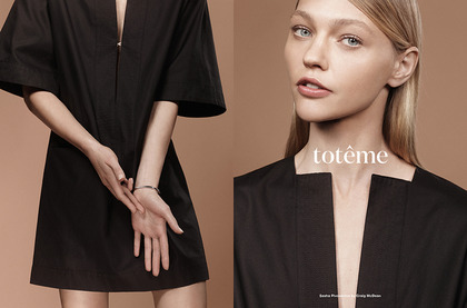 【latest news】 Totême - Spring / Summer 2015