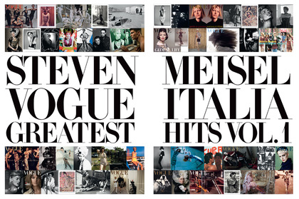 Steven Meisel VOGUE Italia Greatest Hits Vol.1 - Steven Meisel