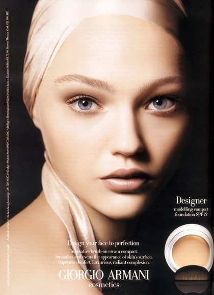 Designer - Giorgio Armani Cosmetics 2007