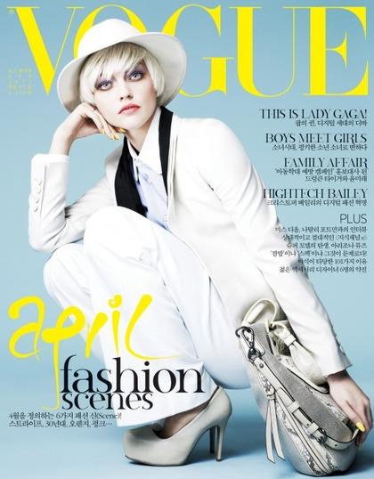 Vogue Korea - April 2011 issue