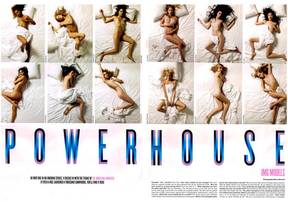 Power House - Mario Sorrenti