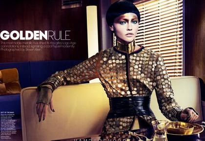 Golden Rule - Steven Klein