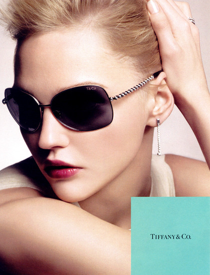 Tiffany & Co. - Eyewear Fall / Winter 2009
