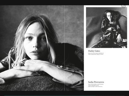 Vogue Italia Senza Tempo Steven Meisel July 2015 007