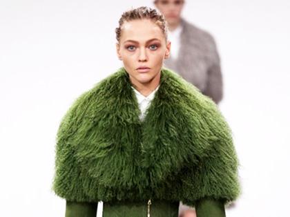 Azzedine Alaia - F/W Haute Couture 2011