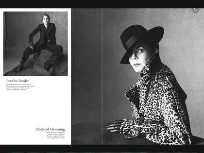 Vogue Italia Senza Tempo Steven Meisel July 2015 004