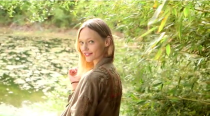 free people presents - inspired by ft. sasha pivovarova