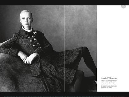 Vogue Italia Senza Tempo Steven Meisel July 2015 022